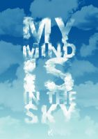 My mind is in the sky. by KaotiKing
