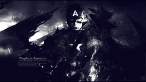 Captain America the Battle End - wallpaper V5 by Mido-Vlan
