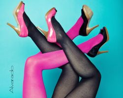 Colored Legs by torridd