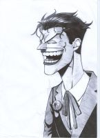 Joker by WayneAlright