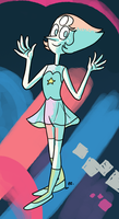 Steven Universe - Pearl by theEyZmaster