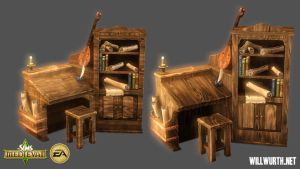 The Sims Medieval - Archives by DeadXIII