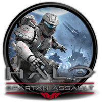 HALO: Spartan Assault - Icon by Blagoicons