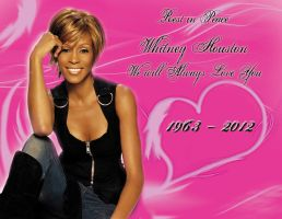 Whitney Houston Tribute by KREIAxREVAN