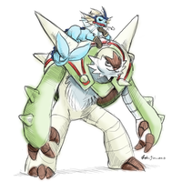 Guess who jumped on the Chesnaught train