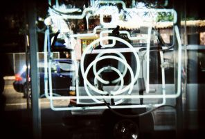 Lomography Store - Neon Camera by Sajextryus