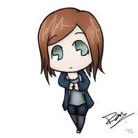 The Shy Girl - Made by ~Lolcroc by MollyMotions