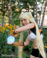 Rasengan by EvieE-Cosplay