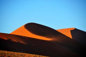 Sossusvlei, Namibia by mightystag