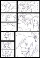 Lame ItaSasu parody? What? by Silently-dreaming