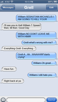 Text Messages Between Grell and Sebastian 3 by littleshadow3