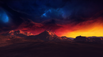 Fire in the sky II by GeneRazART