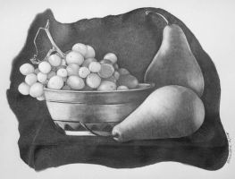 Still Life Study by concettasdesigns