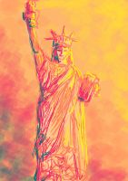 Liberty by MakaniValur