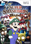 Weegee joins the brawl by bingodude11