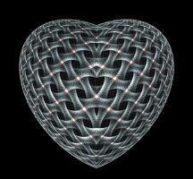 Reptilian heart by allthenightlong
