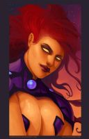 Starfire by Panthro005