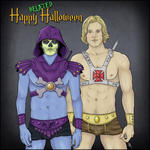Trick or Twink by dephigravity
