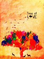 Tree of LOVE by sobatmars