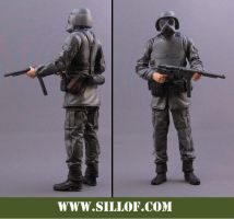 World Wars 1942: Sturmsoldat by sillof