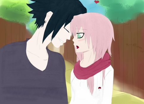 My Little Love (Sasusaku) by SwitchxUchihax3 by grisarayas-x3