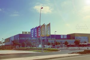 Ikea in Abu Dhabi by amirajuli