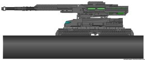 Weapons: HPACSG-821 by purpledragon104