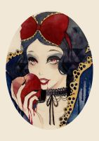 Snow White by LoveSoup