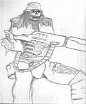 undead solider by Jsp0