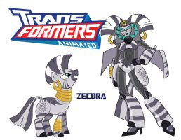 Transformares Zecora by Inspectornills