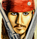 Johnny the Pirate II by starrdust