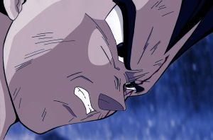vegeta lost by fear229