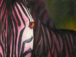 Realistic Zebra by SimbaHearted