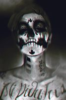 Day of the Dead by thatpaperfox