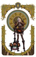 wow fan art page 2-4 by Angju