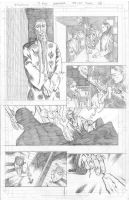 Top Cow Talent Hunt 5 by isaac1210