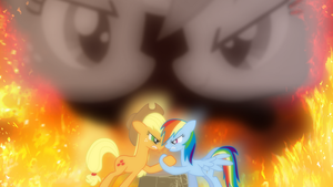 The fire friendship by romus91