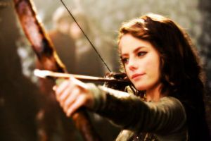 Katniss's Aim by Liliah
