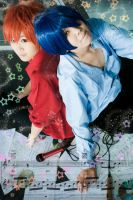 UnP : Prince Of Songs 01 by Kagami-Shiro