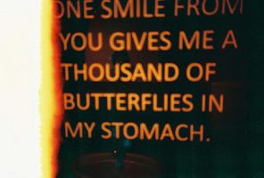 Smiles and butterflise by SarahVickers