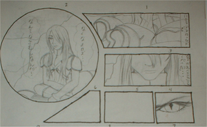 FF7 Advent Children Comic by kagedamaged-truth