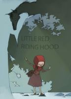 Little Red Riding Hood by EllenBarkin