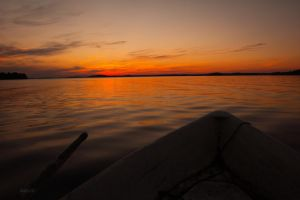 Midsummer boat trip V by Karelen