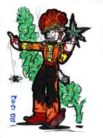 Its the Pot Jester by diffy