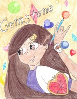 Gemstone Cover Art Chapter 1 by Saito-Hizuki