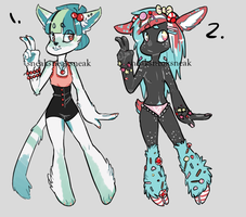 Mixed Adopts [CLOSED] by Sneaksneaksneak