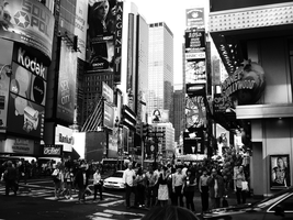 Timesquare by m3tzgore