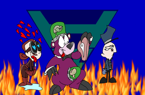Evil Con Carne by battybuddy