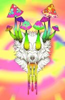 You Taught Me That LSD Was Okay by RedSunAtDawn