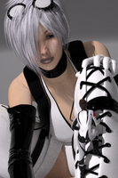 Ivory Giantess 2 by Boomgts